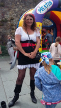 Pirate Weekend in Conwy Wales : Ideas for Halloween Costumes