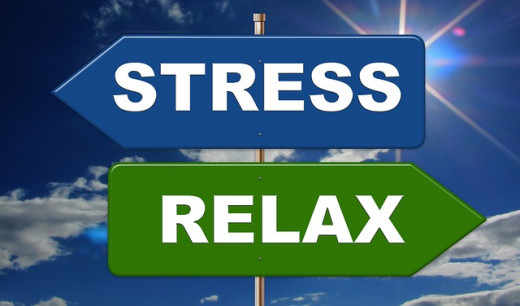 Learn to decrease anxiety by relaxing