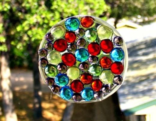 61 Outstanding Suncatcher Craft Ideas Feltmagnet