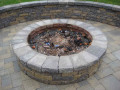 DIY Fire Pit Construction