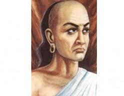 Death of Chanakya