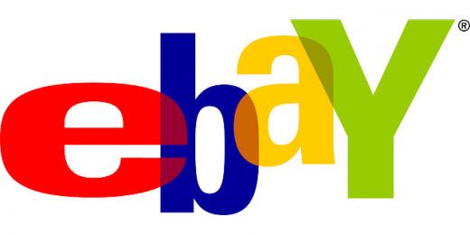 eBay's logo used until 2012.