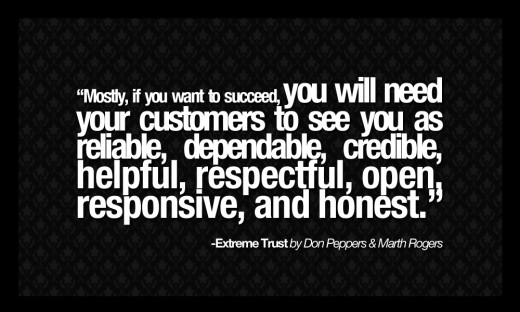 You can't decide what your customers think of you, you can only give them reasons to like you. Help them, grow community, do the things that matter. #CareMore