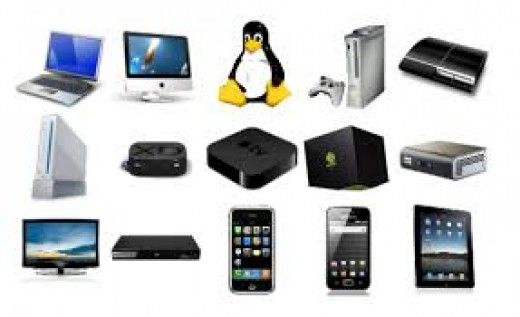 Number of devices connected is dependent on many variables