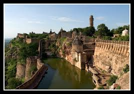 Chittor Fort Today