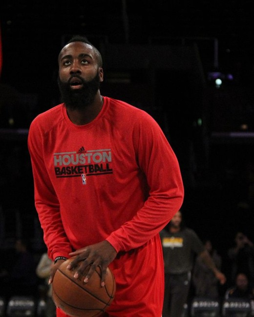 How will James Harden follow up his MVP caliber season?