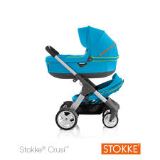 Make sure that your pram comes with a carry cot as this is needed