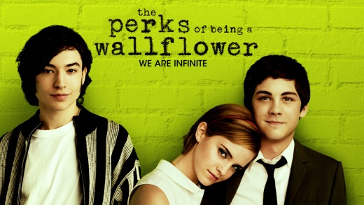The main characters of the movie The Perks of Being a Wallflower