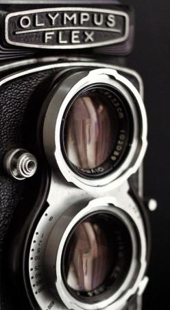 Olympus Medium Format Cameras, 1936 - 1952