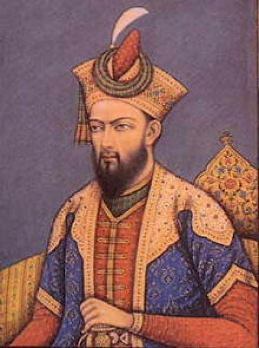 Aurungzeb Dethroned And Imprisoned His Father Shah Jahan