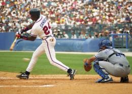 Dion Sanders - Baseball Player