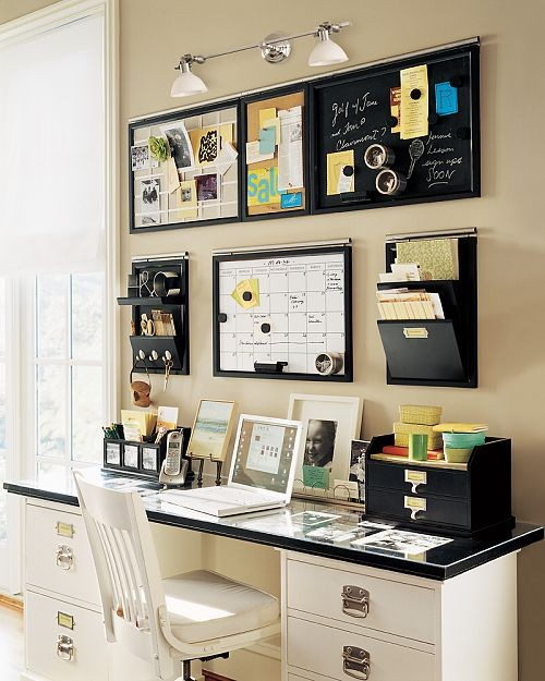 Perhaps this desk setup appeals to you.