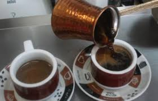 Turkish Coffee to brighten up your day!