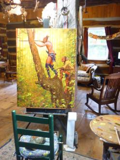 Missouri Native - Doug Hall - Award Winning Painter