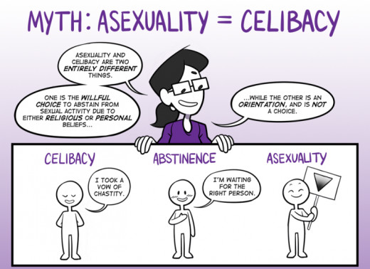 "From ""Debunking 5 Common Myths About Asexuality"""