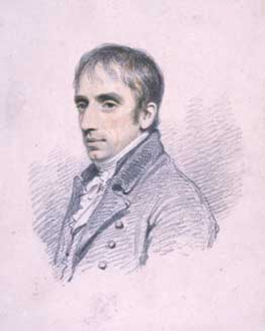 William Wordsworth one of the great literary walkers