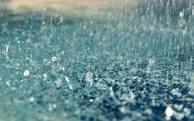 Rain rain go away come again another day.