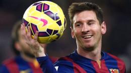 Lionel Messi for Barca