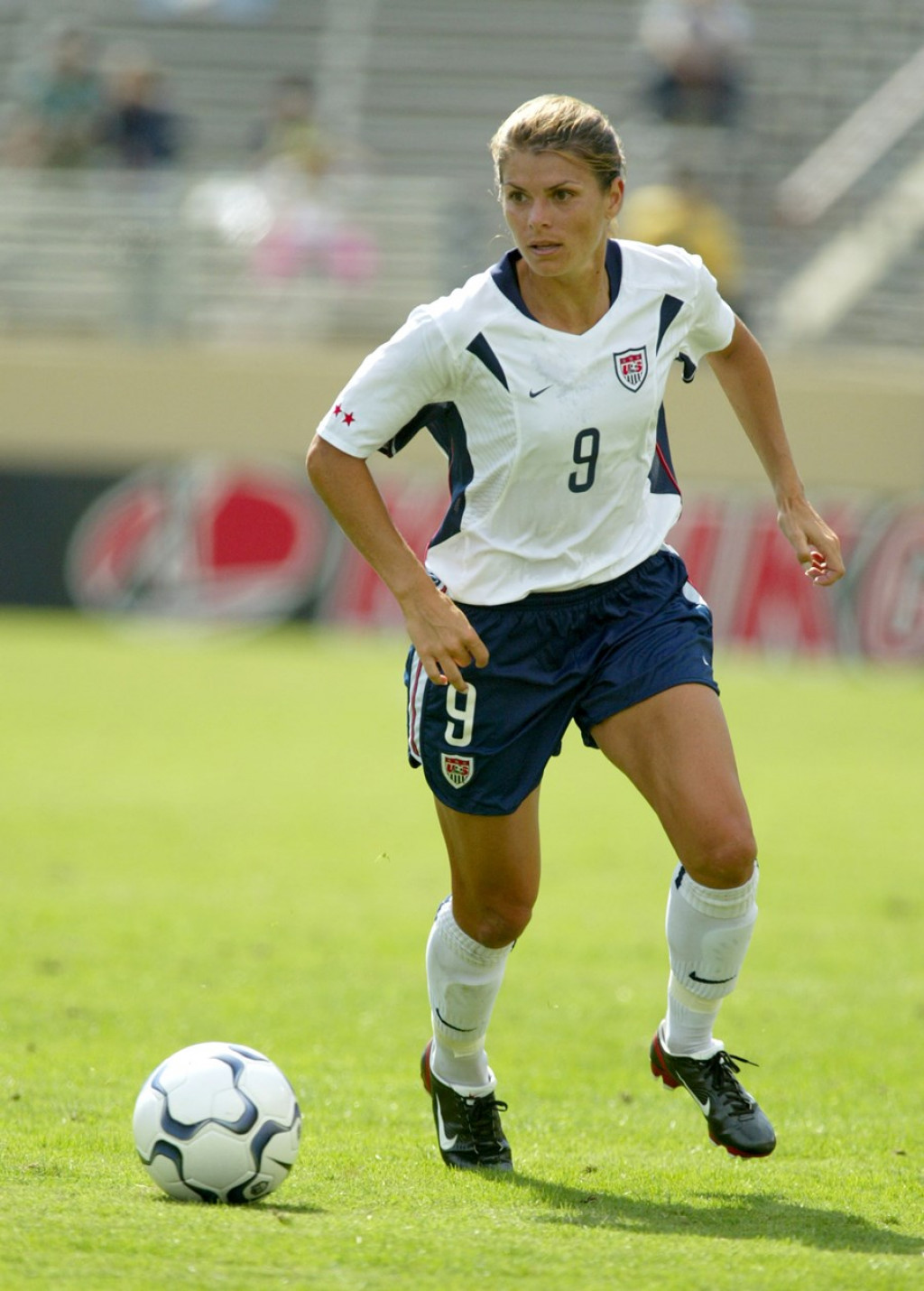 Mia Hamm: On the Field with...