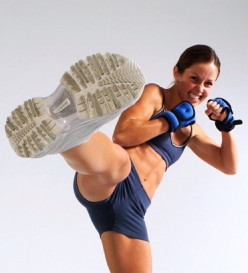 Join My Kickboxing Class
