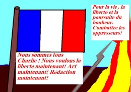 The French have a right to be French.