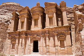 Al-Deir Monastary, Petra