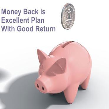 Choose Moneyback Plans for good returns.