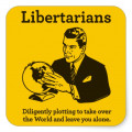 Libertarianism, the only logical choice.