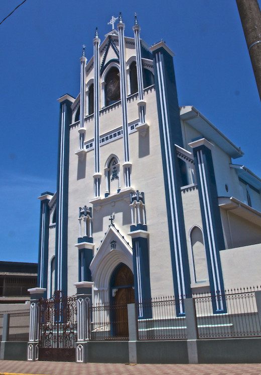 San Francisco Church, western side of Granada, Nicaragua (There are two churches with San Francisco as a name)