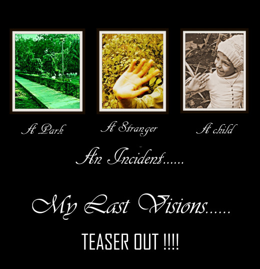 Teaser Poster - My Last Visions