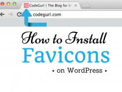 Install Favicons on Your WordPress Blog