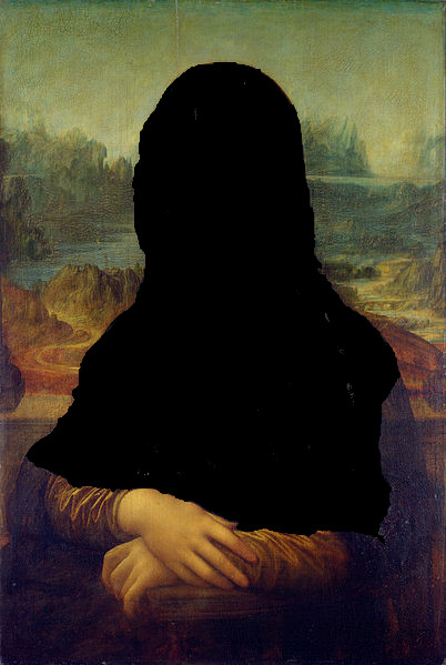 Is the landscape behind Mona Lisa true? And what is its exact location?