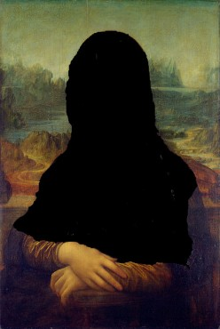 The Landscapes in Mona Lisa and Other Celebrated Paintings, with an Alternative Story of the Gioconda