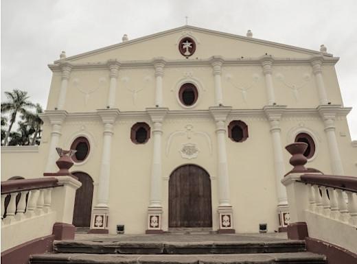 The San Francisco Convent , Grananda, Nicaragua