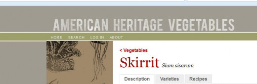 When researching historic garden plants, it helps me to try alterate spellings.