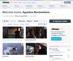 How to Find and Use the Best Platforms for Your Online Art Portfolio, Pt. I: Vimeo