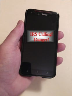 IRS Phone Scam - Protect Yourself From The Latest Con Operation
