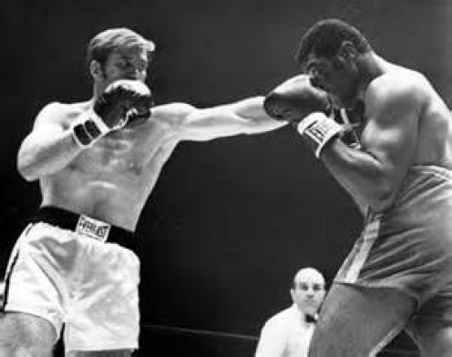 Mac Foster fought some of the best heavyweights of his era including Jerry Quarry.