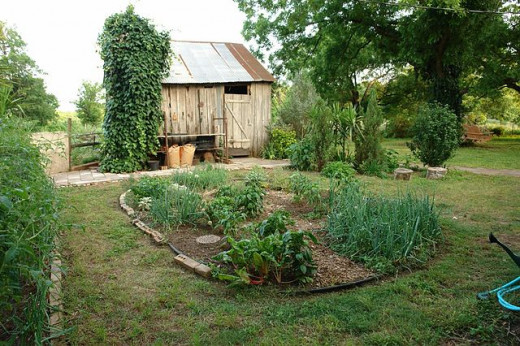 Photo Credit - https://en.wikipedia.org/wiki/Kitchen_garden