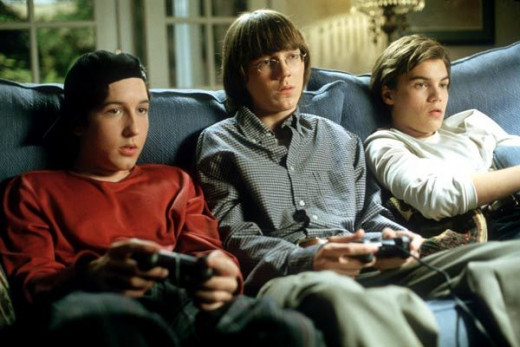 Chris Marquette, Paul Dano and Emile Hirsch