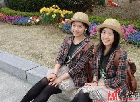 Fudan twin sisters
