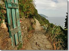 Vernazza-Corniglia trail