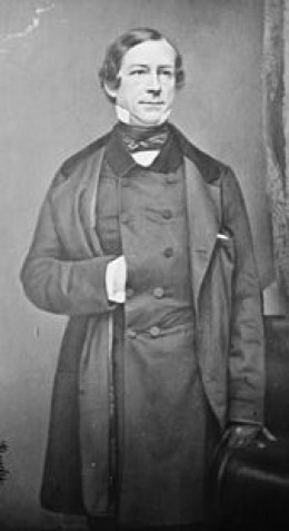 Fernando Wood: Mayor of New York City (January 1, 1855 - December 31, 1858; and January 1, 1860 - December 31, 1862). He suggested New York City secede from the Union in January 1861.