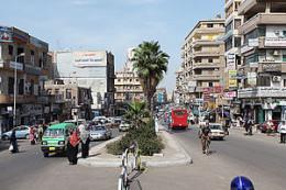 Damanhur city