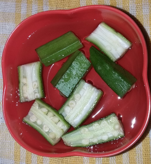 Home remedy for diabetes with Okra