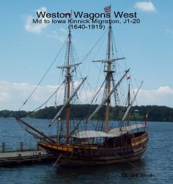 Cover art of James Weston eBook