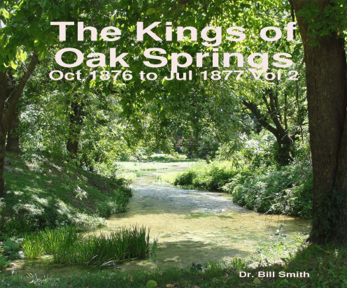 "Cover art of Vol. 2, ""The Kings of Oak Springs"""