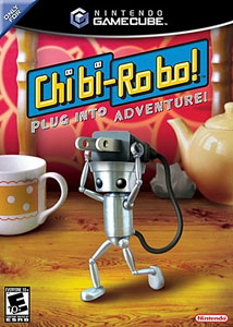 Chibi Robo for gamecube