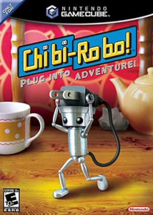Chibi Robo for gamecube