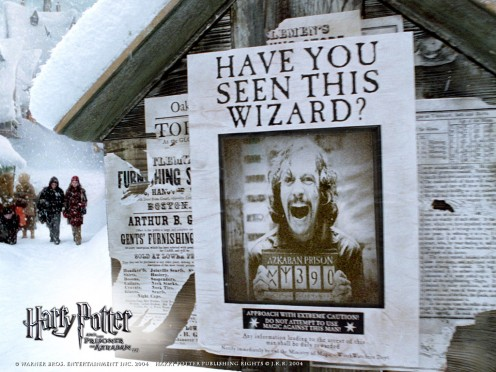 Convicted murderer Sirius Black has escaped the Wizards' Prison